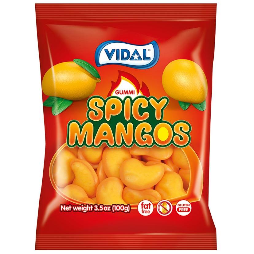 Spicy Mangos