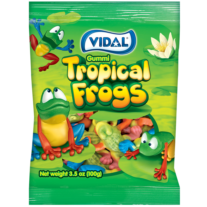 Tropical Frogs