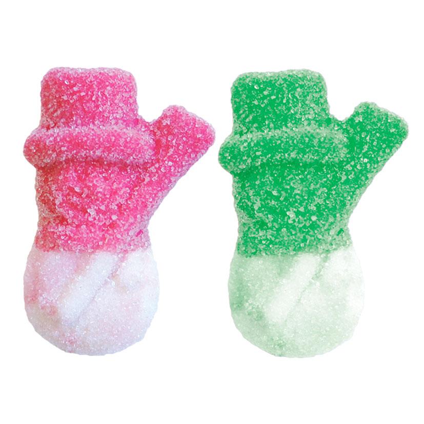 Gummi Snowmen (Strawberry & Apple)