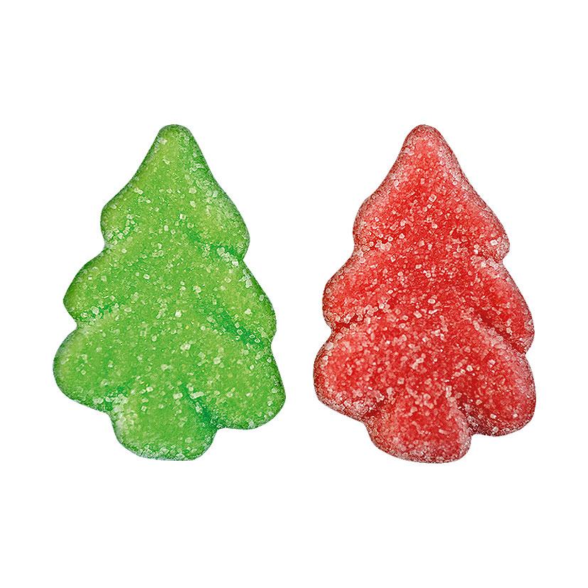 Gummi Christmas Trees (Strawberry & Apple)