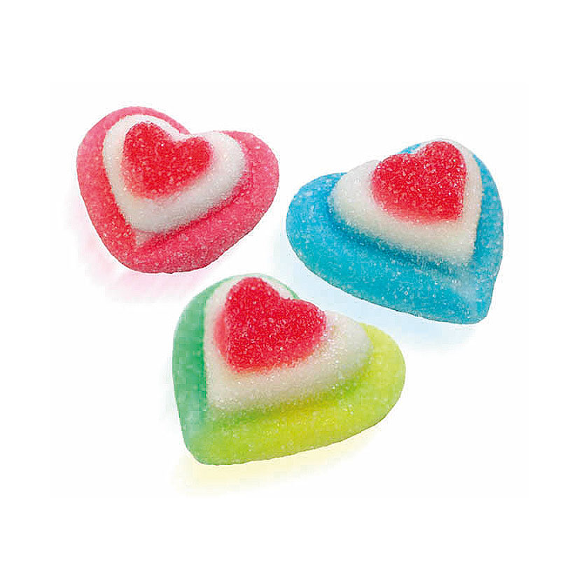 Triple Hearts (Assorted)