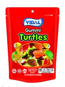 """""""NEW"""" Gummi Turtles"""