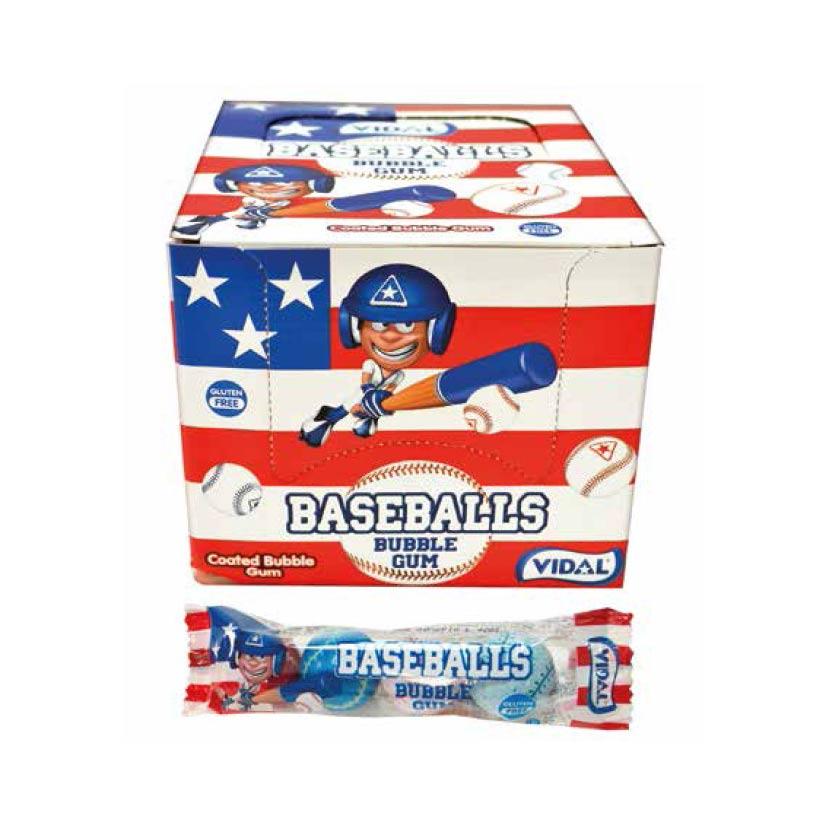 Baseballs 4-Pack