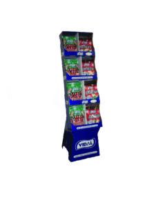 Santa's / Mini Licorice Candy Canes