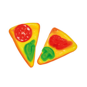 Gummi Pizza Slices