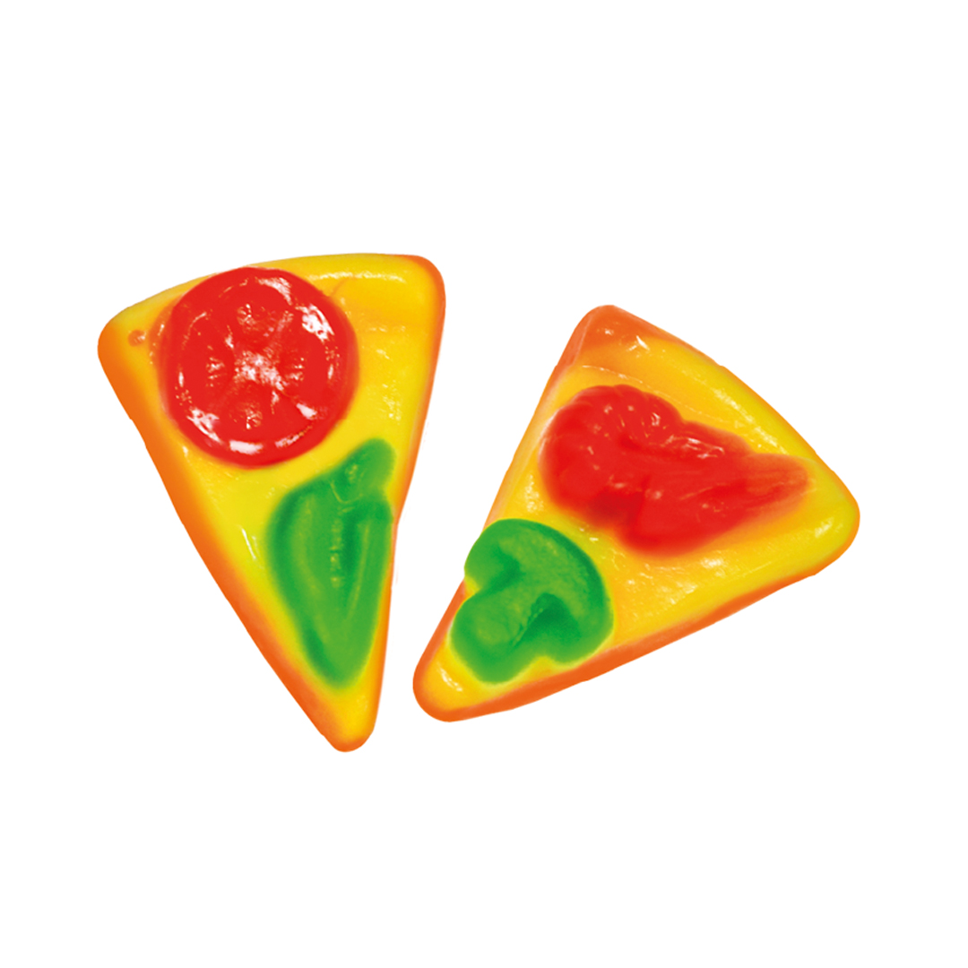 Gummi Pizza Slices