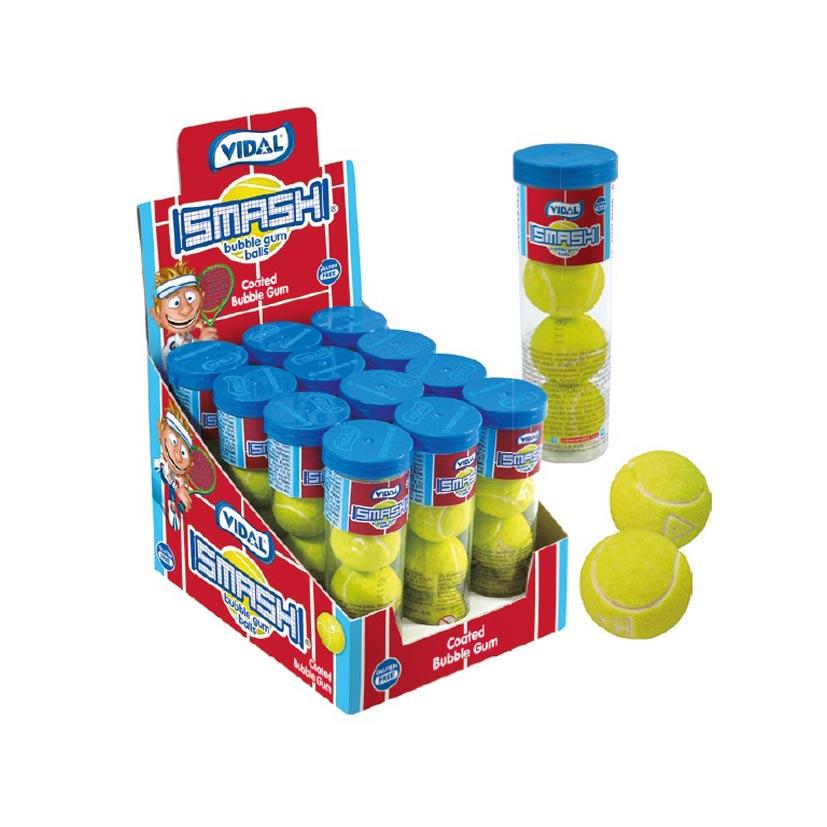 Smash Tennis Balls 4-Pack