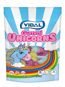 Gummi Unicorns
