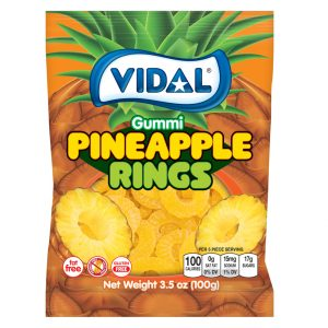 """NEW"" Pineapple Rings"
