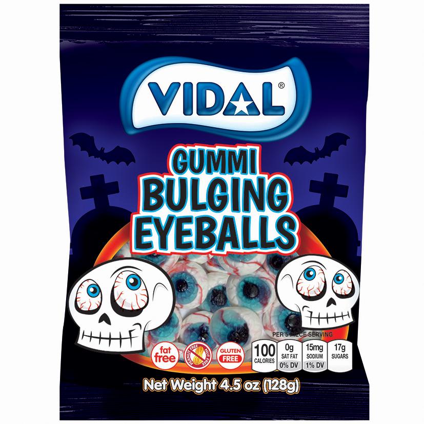 """NEW"" Bulging Eyeballs"